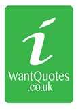 iWantQuotes Logo